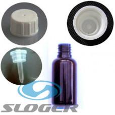 Liekovka 30 ml plast +priesv.kvap.+Handy uzáver