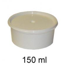 Lekárenský kelímok 150ml + narážací uzáver