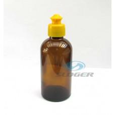 Liekovka 200 ml sklo+kvapací uzáver Push-pull